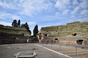 The Flavian Amphitheater